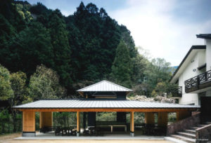 和泉市青少年の家野外炊飯場
